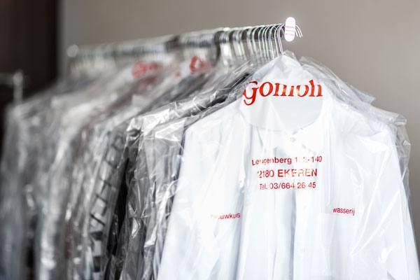 Horeca wasserij Gomoli voor al je feestzaal linnen